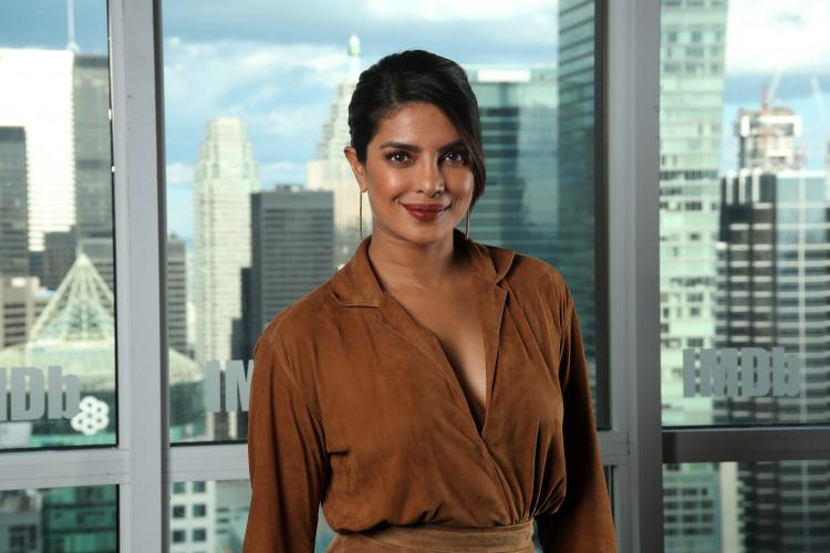 Priyanka Chopra REVEALS she cried after an actor got her replaced in a film.
