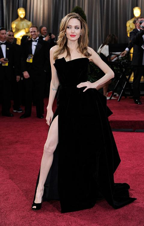 Happy Birthday Angelina Jolie: ALL the times the diva rocked a thigh high slit and made it a raging trend