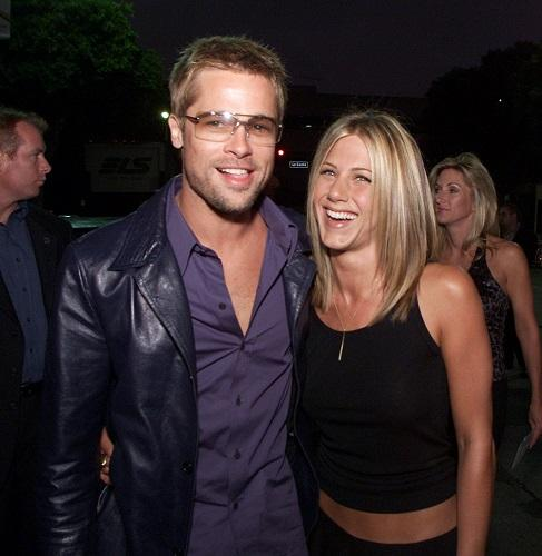 riends: Brad Pitt reveals he 'flubbed his first line' in his cameo on Jennifer Aniston's popular sitcom