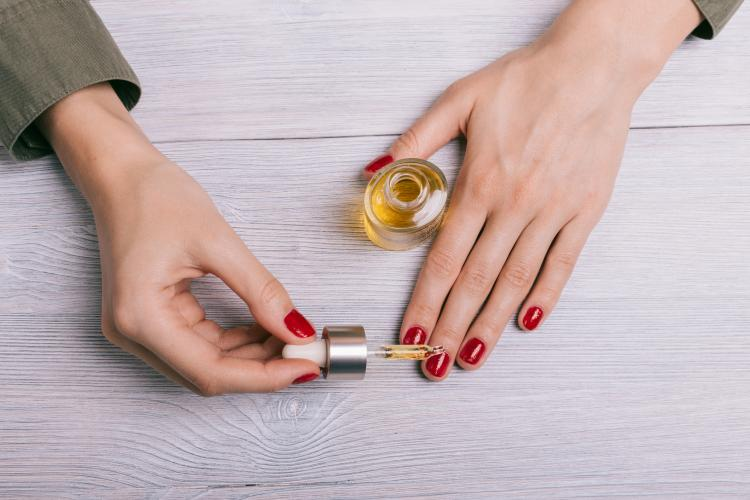 Nail Care: How to make your own Cuticle oil for Instagram worthy nails