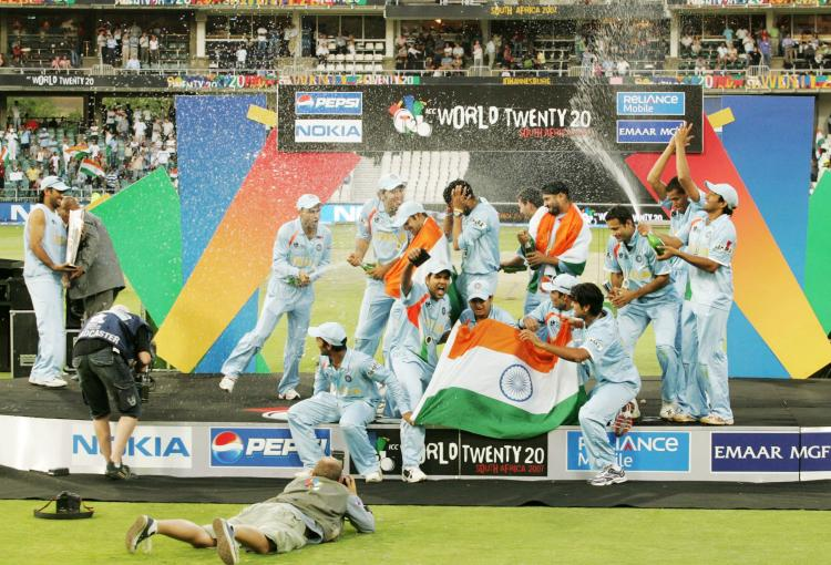Road to glory: This day in 2007, Team India beat Pakistan to lift World T20 title