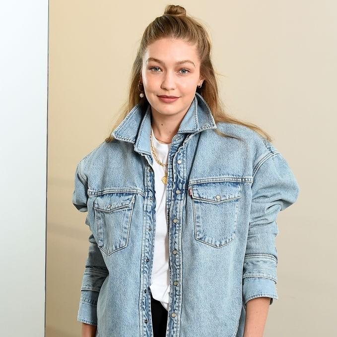 Gigi Hadid wore two denim jackets, socks & sandals together: Another fad in the making or a fashion disaster?