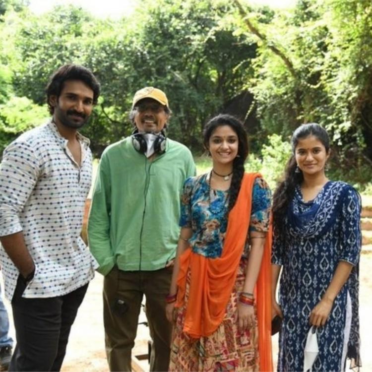 Good Luck Sakhi: Makers wrap up the shooting of the Keerthy Suresh starrer; See PHOTO