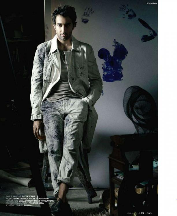 Photos,GQ,rahul khanna