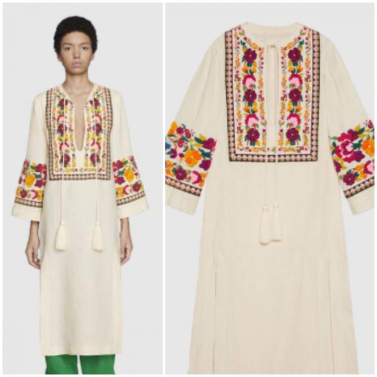 Gucci's kaftan costs WHOPPING Rs 2.5 Lakh; Netizens have a field day trolling luxury fashion house's creation