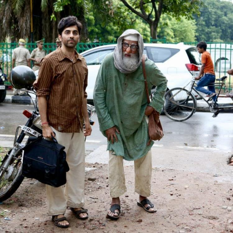 Gulabo Sitabo: Ayushmann Khurrana on working with Amitabh Bachchan; It's not easy, he will know your lines too