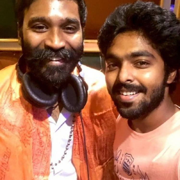 Dhanush and Malavika Mohanan's D43: GV Prakash REVEALS he has finished composing 3 songs for the film