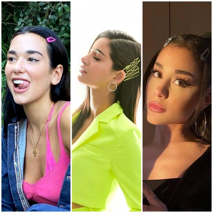 Shraddha Kapoor, Ananya Panday to Ariana Grande: Celeb approved ways to dress up your tresses