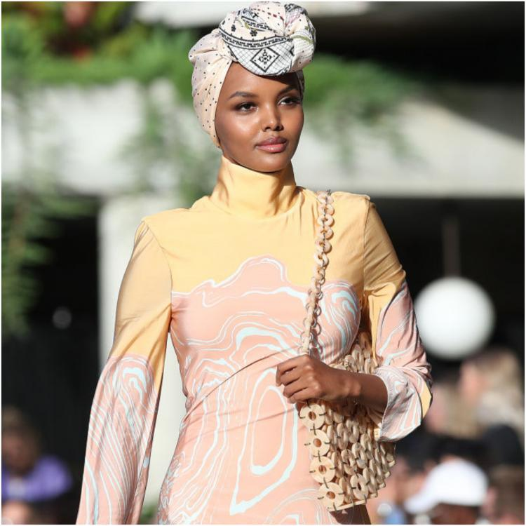 World's first Muslim Hijabi model, Halima Aden takes a step back from the fashion industry