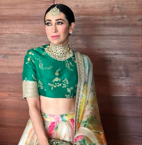 Happy Birthday Karisma Kapoor: 5 Times the actress 'Dil Le Gayi' with her ethnic outfits