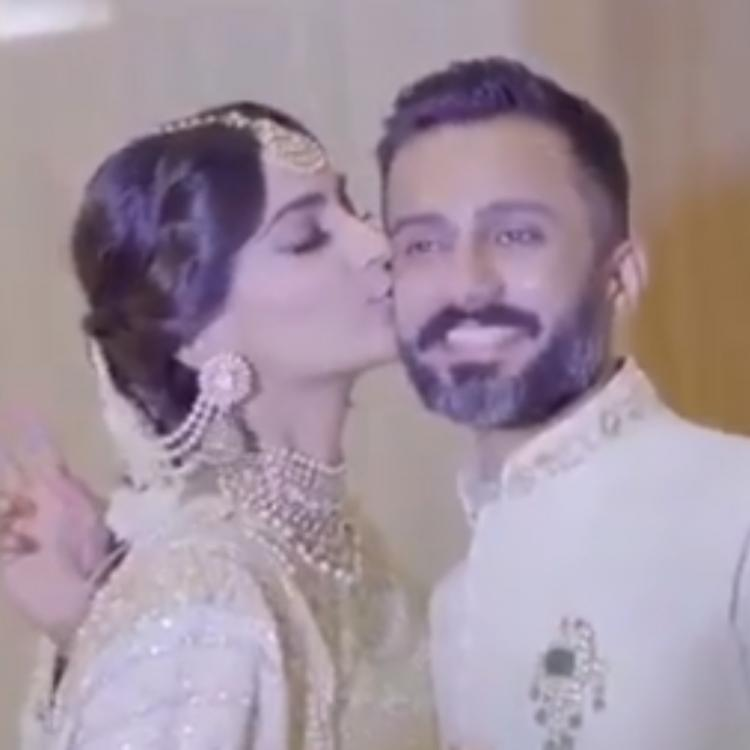 Happy Anniversary Sonam Kapoor & Anand Ahuja: Anil Kapoor wishes the adorable couple with a heartwarming video
