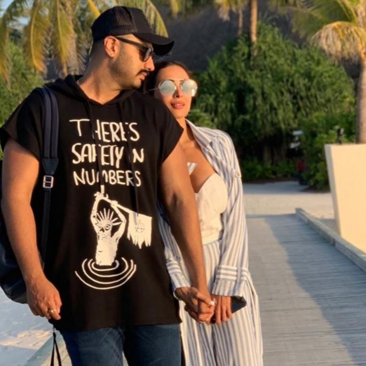 Happy Birthday Arjun Kapoor: When Malaika Arora made their relationship official on actor's birthday last year