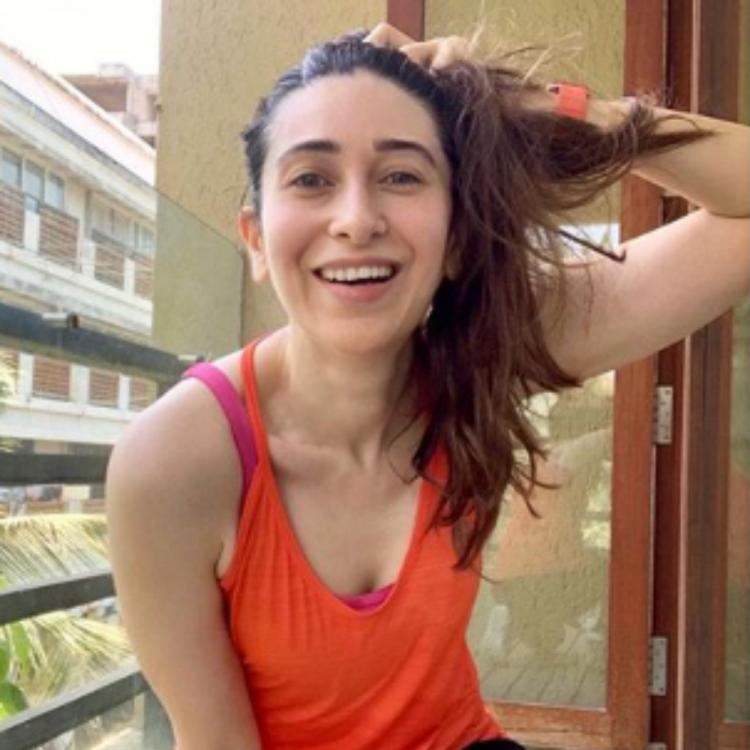 Happy Birthday Karisma Kapoor: 10 times the actress flaunted her flawless skin by sharing pictures sans makeup