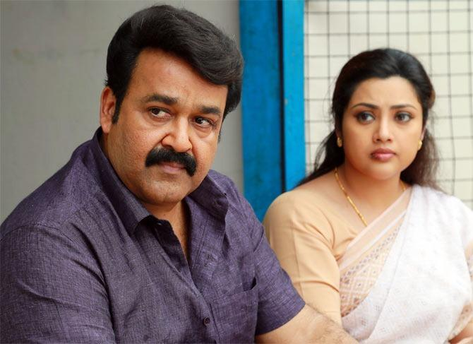 Happy Birthday Meena: Mohanlal wishes his Drishyam co-star and welcomes her to the sets