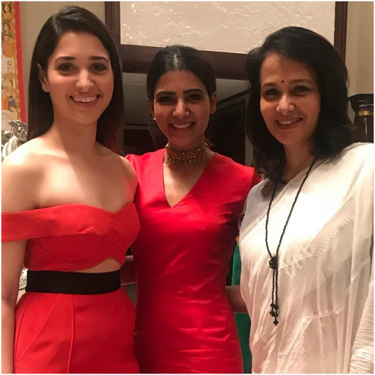 Happy Birthday Samantha Akkineni: Kajal Aggarwal, Tamannaah Bhatia and others send their love to the actress
