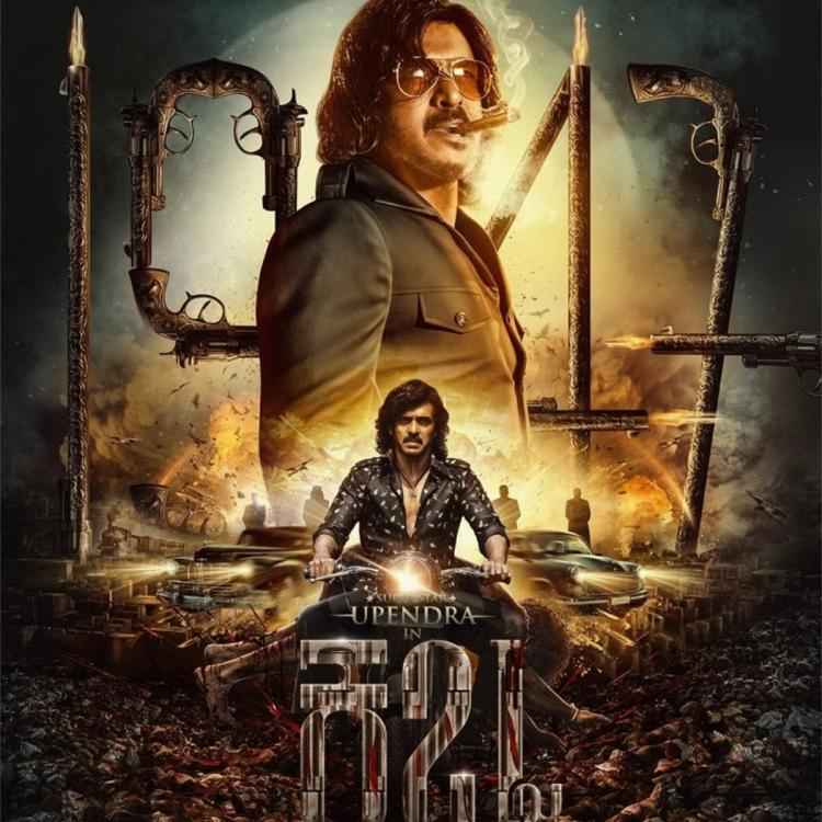 Happy Birthday Upendra: Ram Gopal Varma launches Kabza's theme poster starring the Real Star