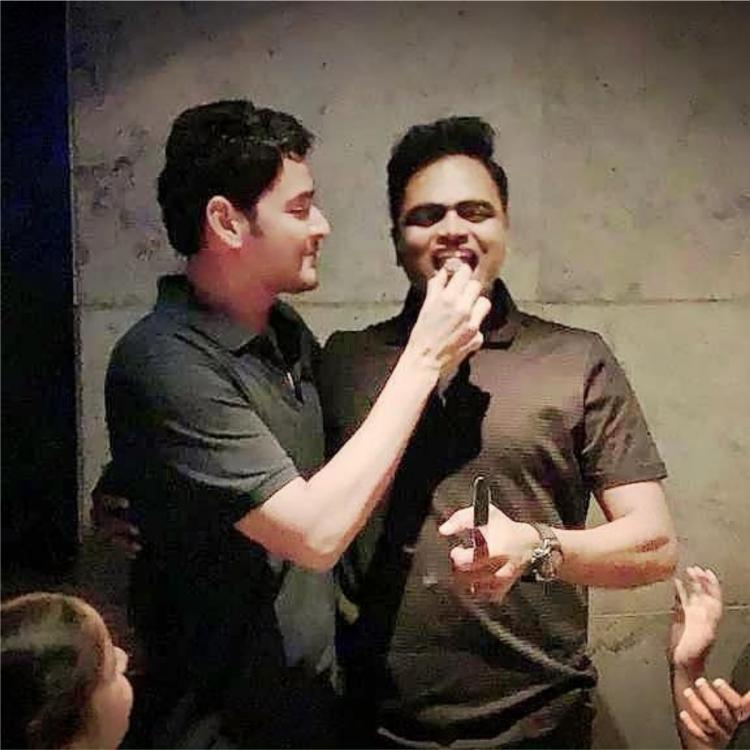 Happy Birthday Vamshi Paidipally: Mahesh Babu sends the Maharshi director his heartfelt wishes