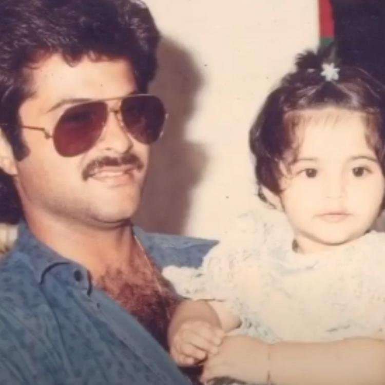 Happy Father's Day: Sonam Kapoor revisits sweet memories with Anil Kapoor with a few throwback photos