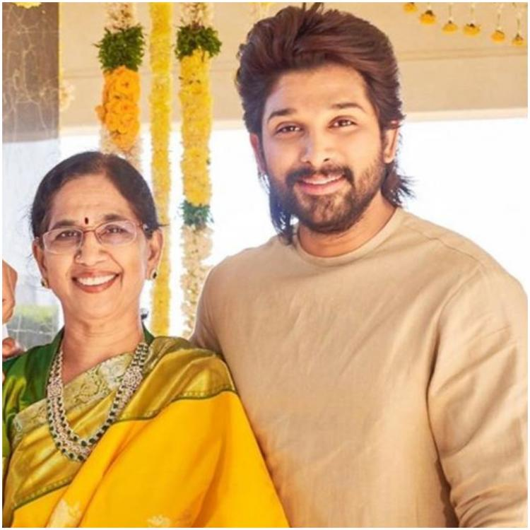 Happy Mother's Day: Allu Arjun, Mahesh Babu and Kajal Aggarwal share heartwarming messages for their moms