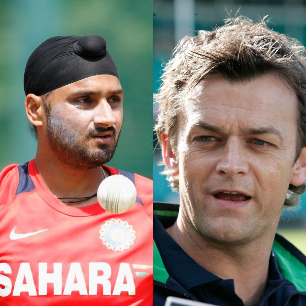 Harbhajan Singh and Adam Gilchrist banter on Twitter over 2001 hat-trick