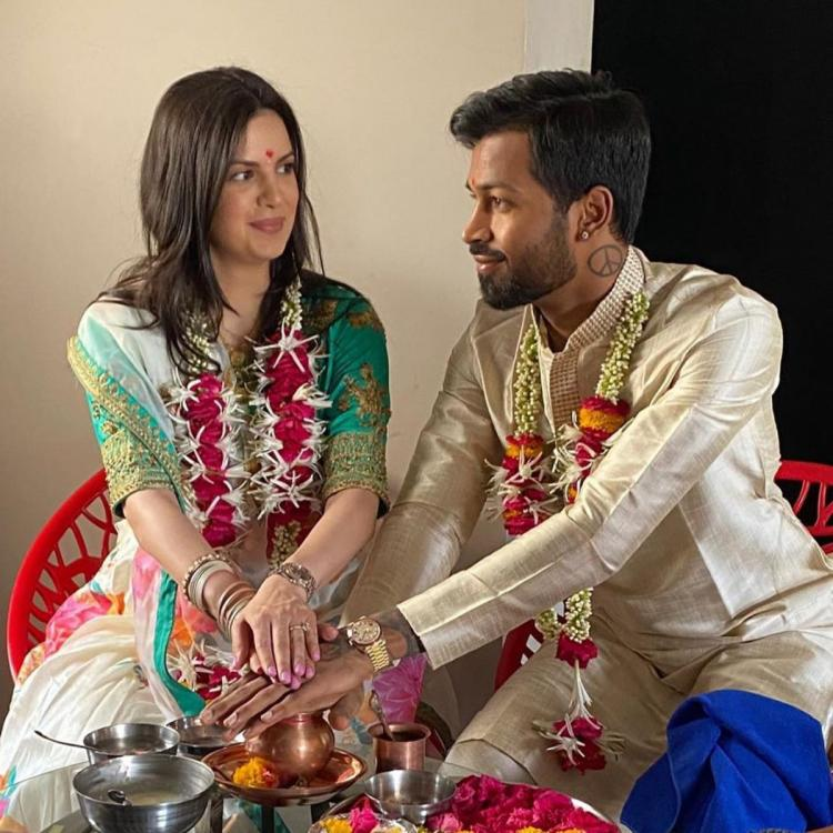 Hardik Pandya And Natasa Stankovic Are Expecting Their First Baby Couple Tie The Knot In Lockdown Pinkvilla
