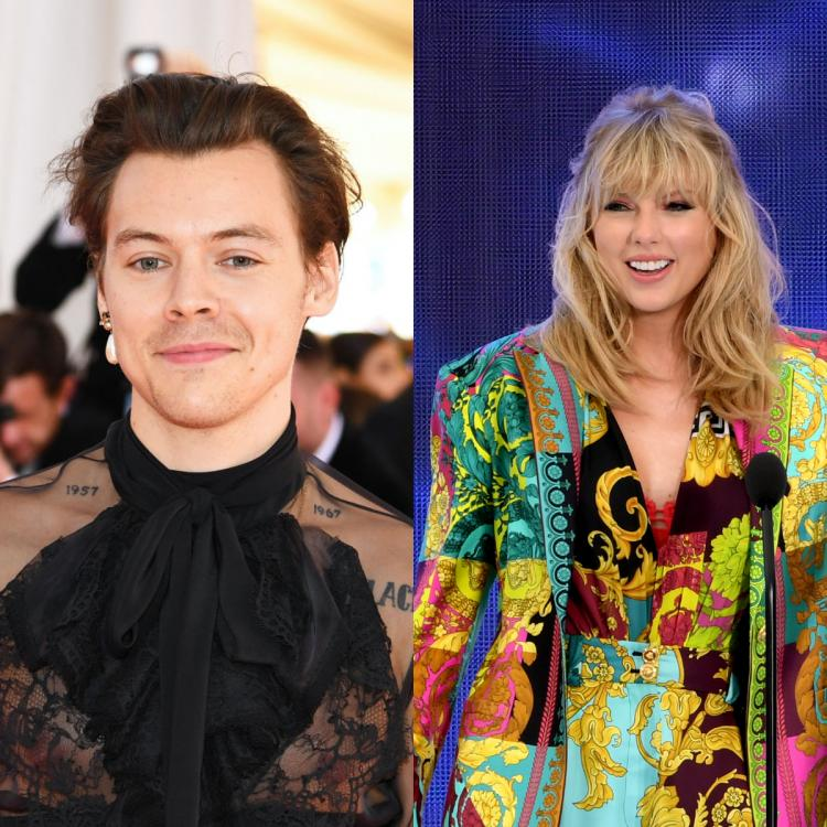 Harry Styles Reveals His New Song Cherry Features An Ex Girlfriend Fans Wonder If It Is Taylor Swift Pinkvilla