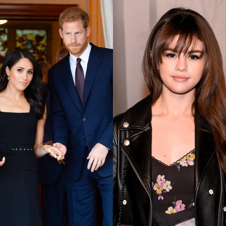 Harry & Meghan Markle 1st joint appearance since Oprah chat