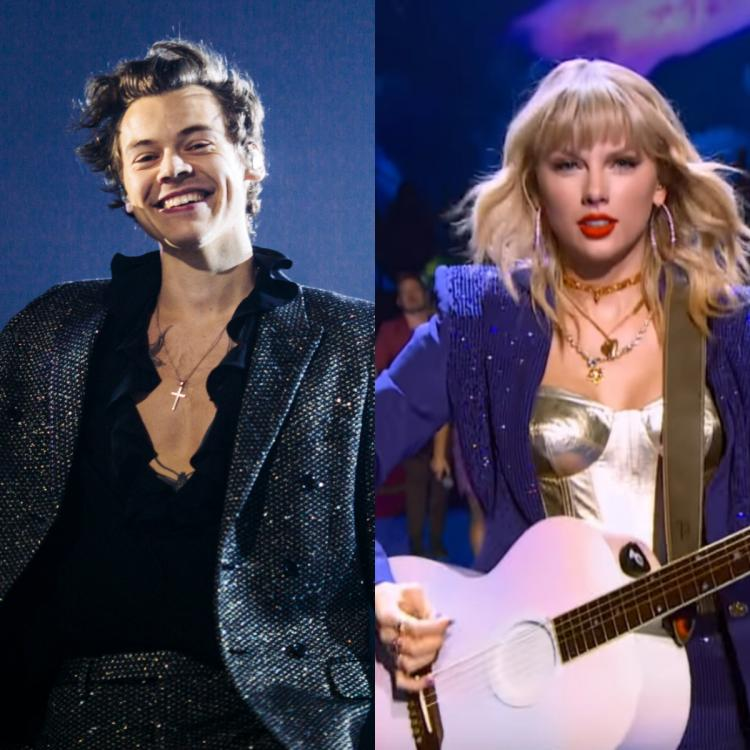 Harry Styles DETHRONES Taylor Swift from No 1 spot of Billboard Hot 100; Makes history with Watermelon Sugar