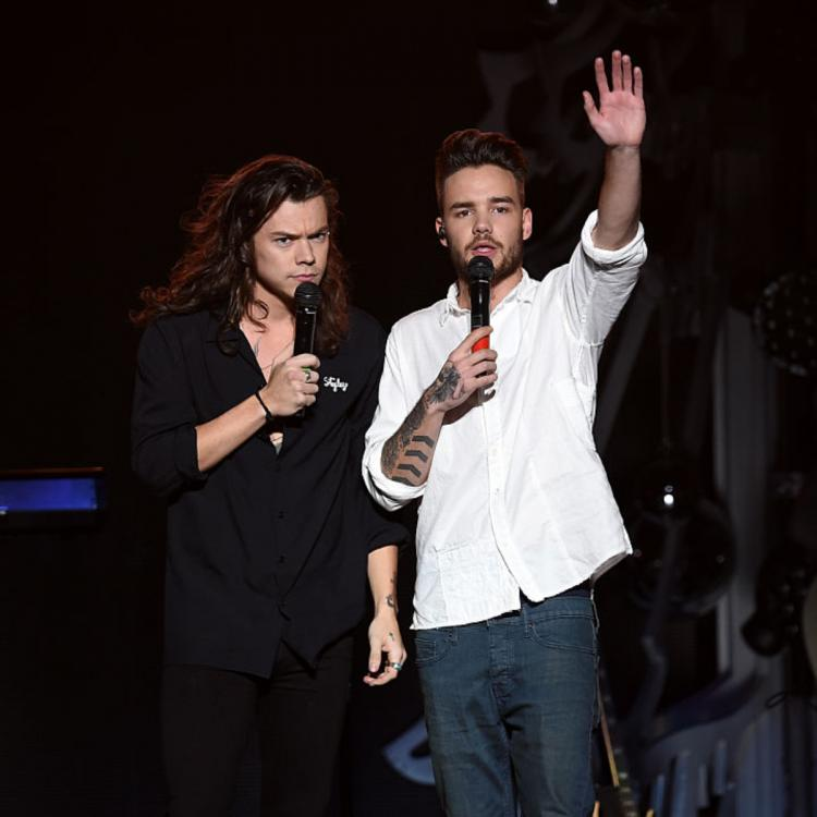 Harry Styles and Florence Pugh bond; Liam Payne streams Golden