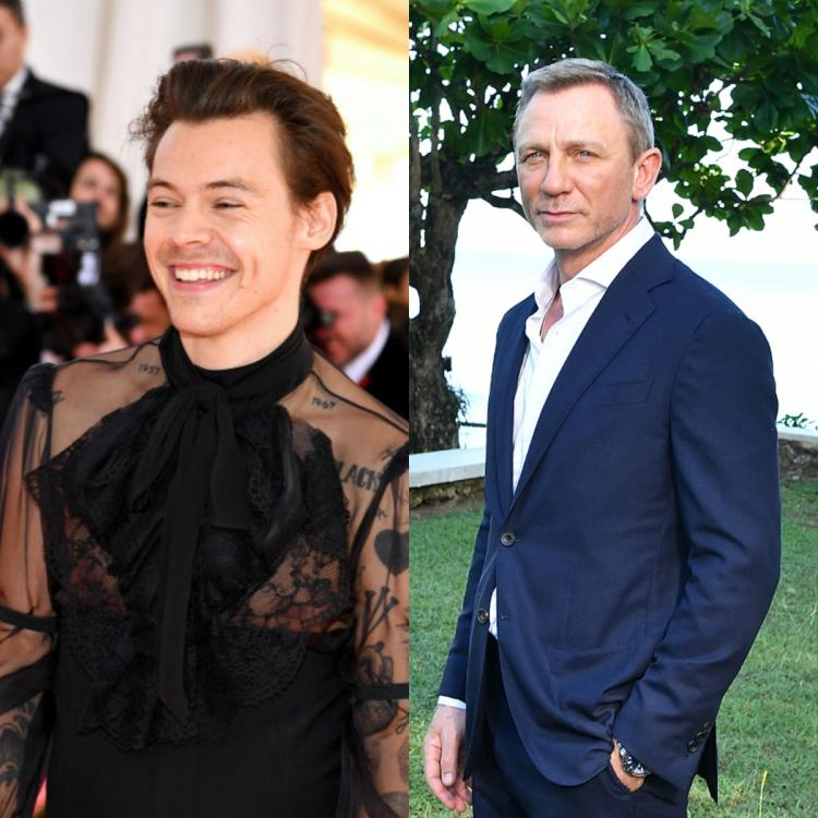 Harry Styles to succeed Daniel Craig as James Bond after No Time To Die?