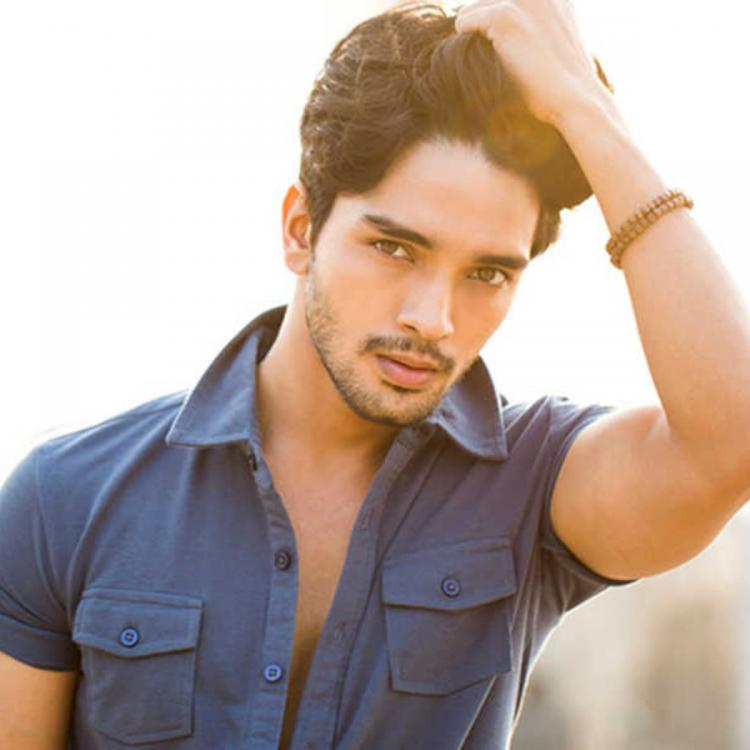 Nazar actor Harsh Rajput OPENS Up about kissing and going bare body on screen