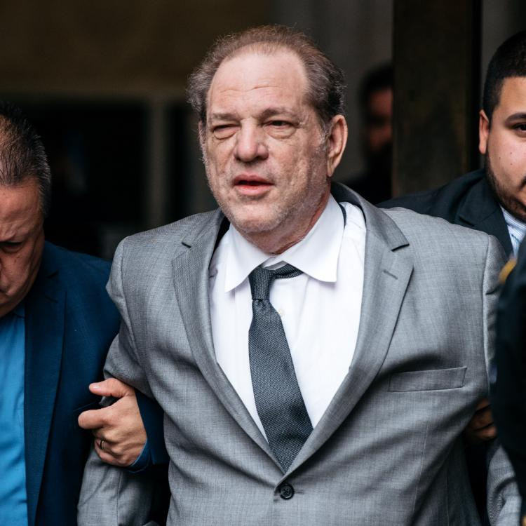 Harvey Weinstein tests positive for COVID 19