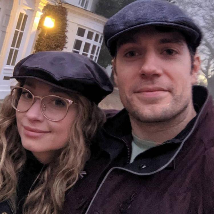 Henry Cavill tells fans to stop speculating his personal life in open letter, says 'I'm very happy in love'.