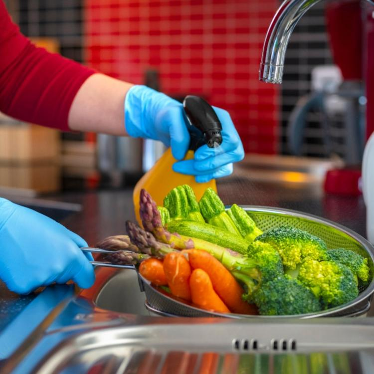 Food & Travel,Cleaning,fruits,vegetables