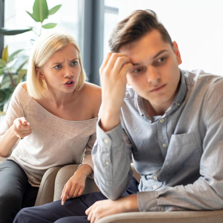 HERE's why shouting at partner is highly damaging for a relationship