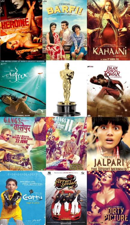 Discussion,Heroine,kahaani,Paan Singh Tomar,Barfi,Gangs of Wasseypur