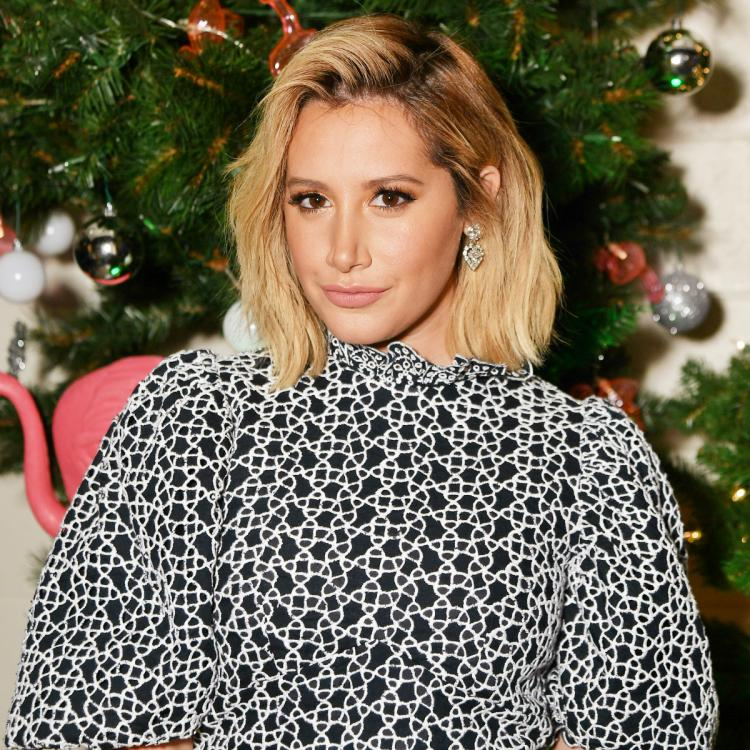 High School Musical alum Ashley Tisdale REVEALS gender of first baby