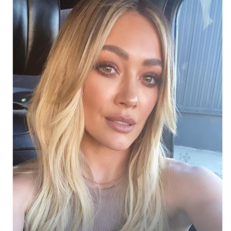 Hilary Duff confirms Lizzie McGuire reboot is CANCELLED.