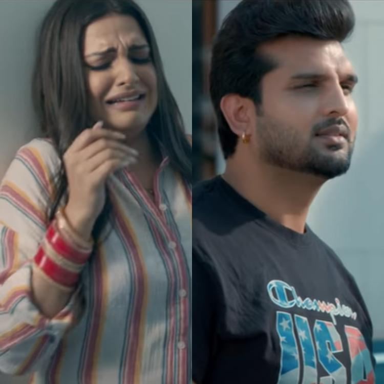 Himanshi Khurana's music video 'Bazaar' with Yuvraj Hans RELEASES; Punjabi track will leave you teary eyed