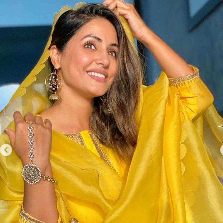 5 Times Hina Khan nailed the desi girl look and proved to be an ultimate style inspiration