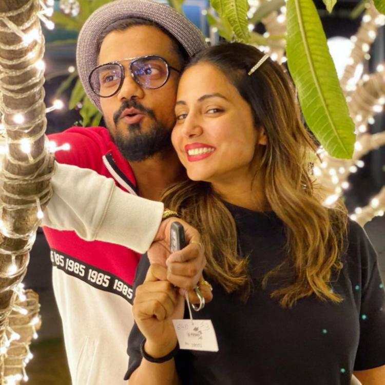 Hina Khan & Rocky Jaiswal's Love Story: From friends to soulmates; How they fell for each other on YRKKH sets