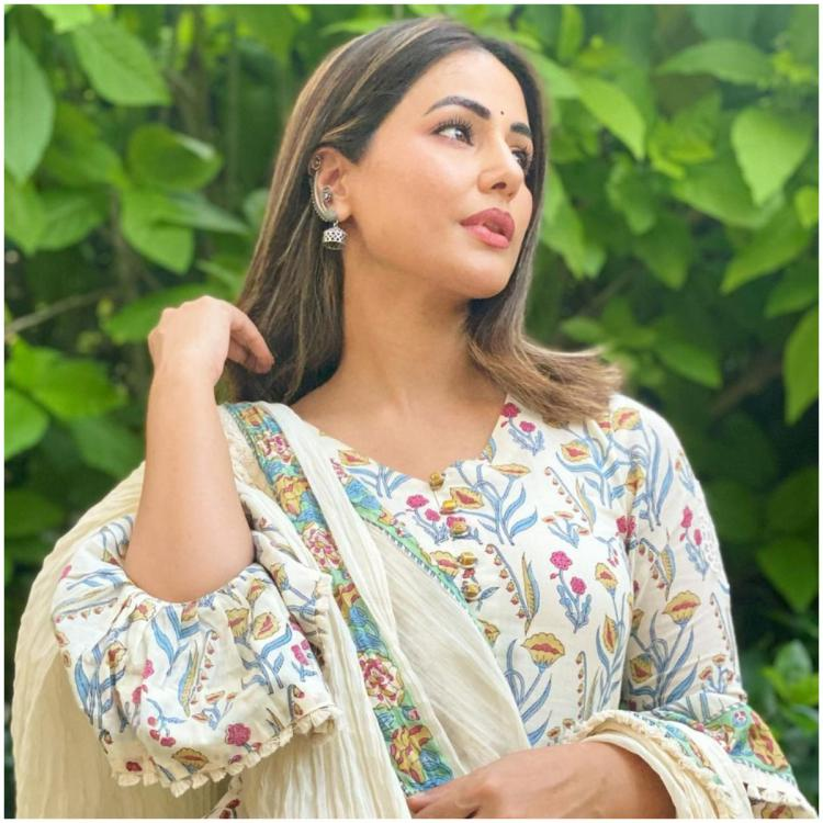 Hina Khan on recovering from the difficult days, Covid 19 & more