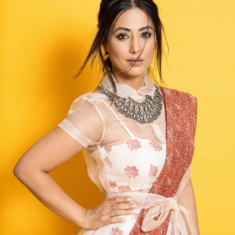 Happy Birthday Hina Khan: EVERYTIME the actress took things a notch higher with her fashion game