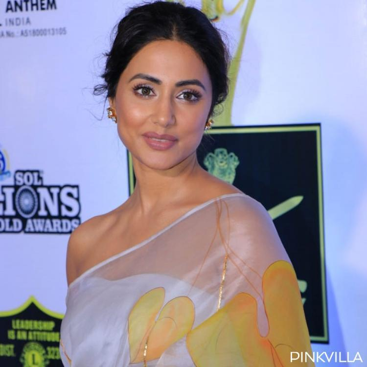 Hina Khan says she 'just did not feel safe' as she steps out for a dubbing session despite full precautions