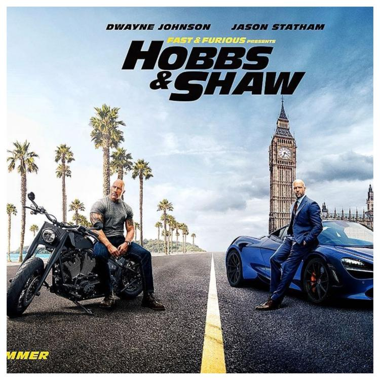 'Hobbs and Shaw' Trailer Released