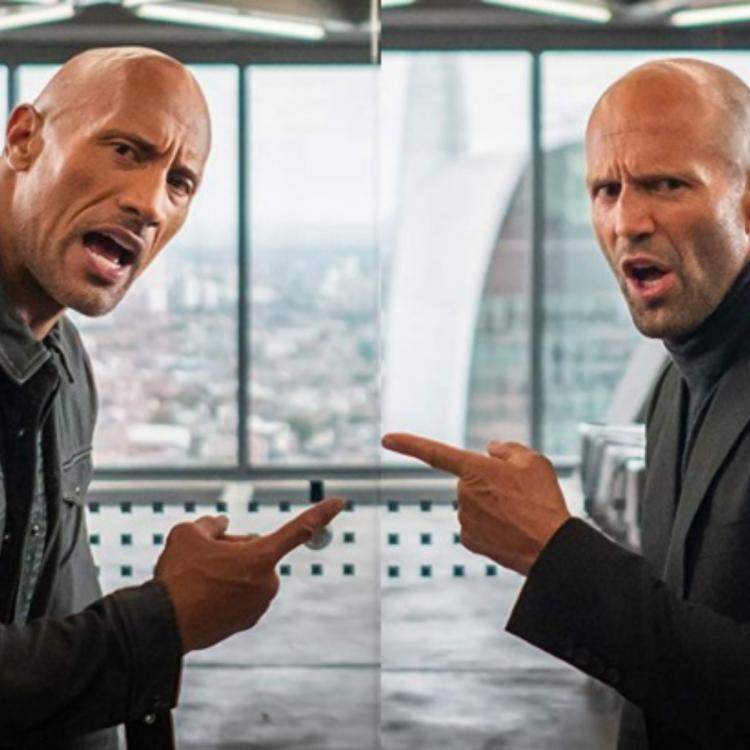Hobbs & Shaw: Dwayne Johnson's Fast & Furious contract lists the number of hits they can give and receive