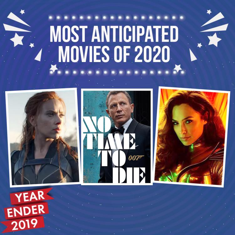 Hollywood Movies Releasing in 2020: Black Widow, No Time To Die, Wonder Woman 1984, 10 most anticipated films