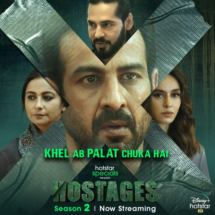 Hostages Season 2 Ep 1 and 2 Review: Ronit Roy & Divya Dutta's series is thrill seeking action from the get go