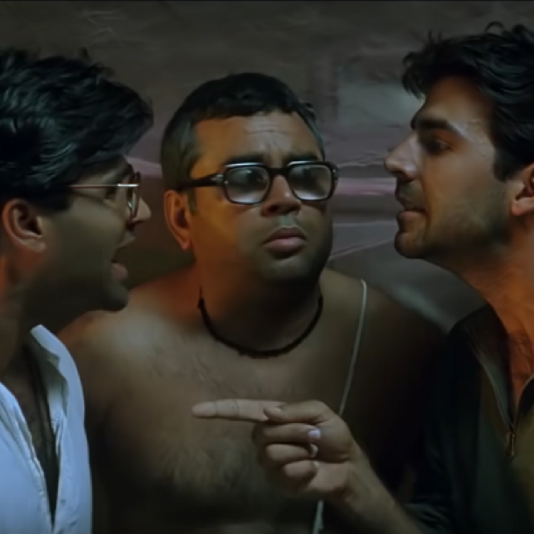 Housebound due to COVID 19? Akshay Kumar, Paresh Rawal, Suniel Shetty's Hera Pheri is Pinkvilla's pick for you