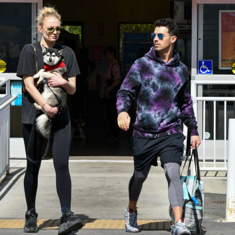 Here's how soon to be parents Sophie Turner and Joe Jonas spent Father's Day